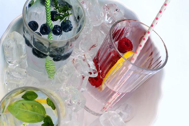 Gin Tonic Popcicles oder Gin Tonic muss nicht immer flüssig sein,