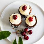 Schoko Kirsch Muffin Rezept