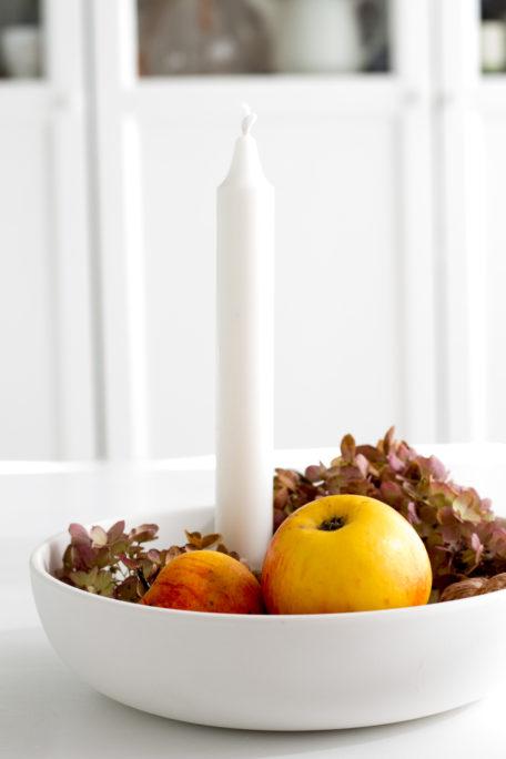 Apfel-Walnuss-Kuchen und Novemberrlieblinge
