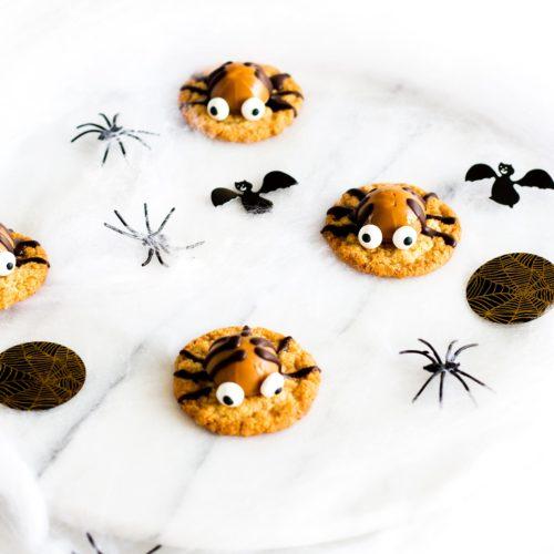 Schaurig, leckere Halloweenkekse