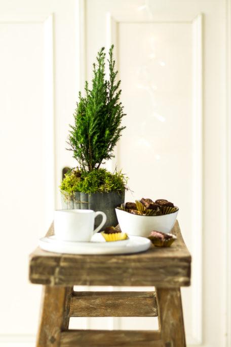 Schokoladenkonfekt im festlichen Kleid - Geschenke aus der Küche – DIY Houseno37.de