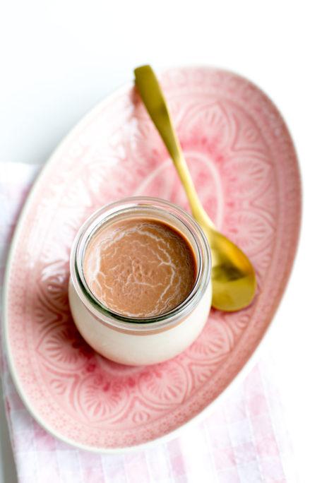 Schokoladenjoghurt selbermachen - so einfach, so lecker Houseno37.de