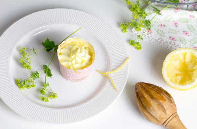 Zitronencupcake