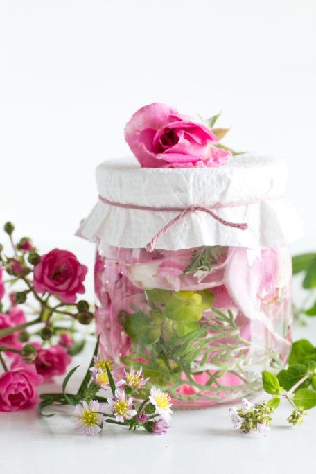 Sommerduft im Glas