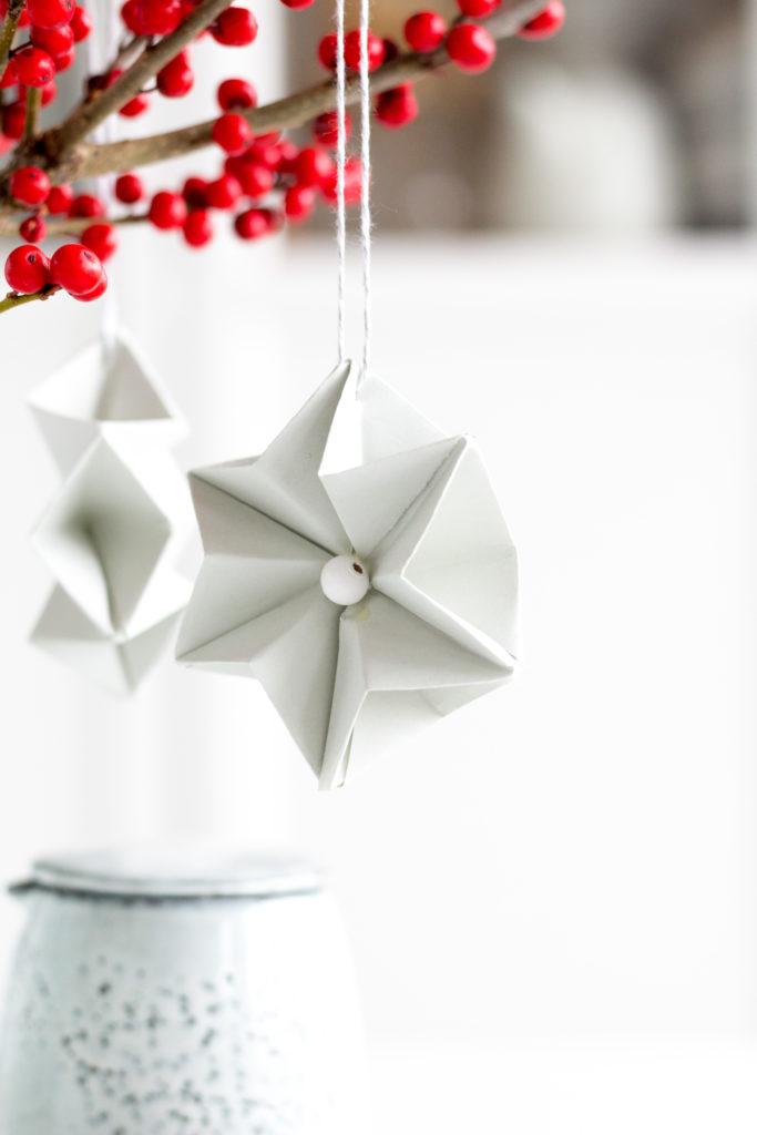 Origami Faltanleitung DIY
