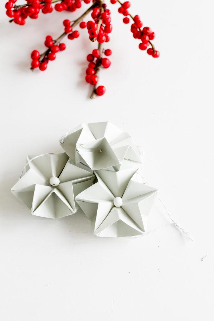 Origami Faltsterne