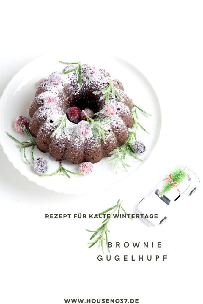Brownie-Gugelhupf Rezept