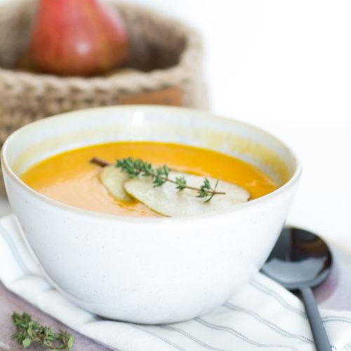 Suppenrezept