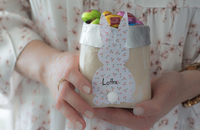 Milchtüten DIY