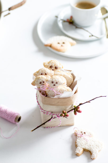 Milchtüten DIY Keksverpackung