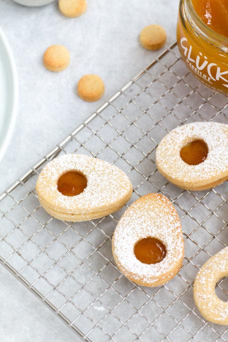 Spiegelei Kekse