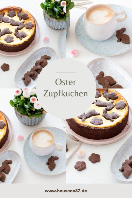 Rezept Oster-Zupfkuchen
