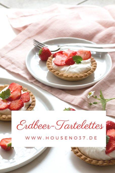 Erdbeer-Tartelettes Rezept