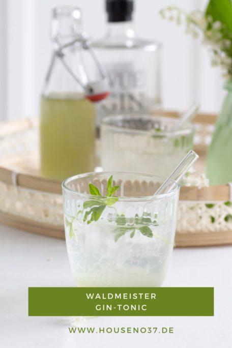 Waldmeister Gin Rezept