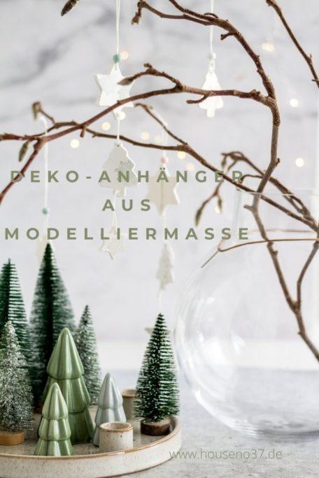 DEKO-ANHÄNGER-AUS MODELLIERMASSE