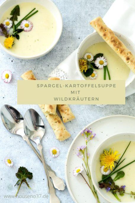 Spargel-Kartoffelsuppe-Rezept