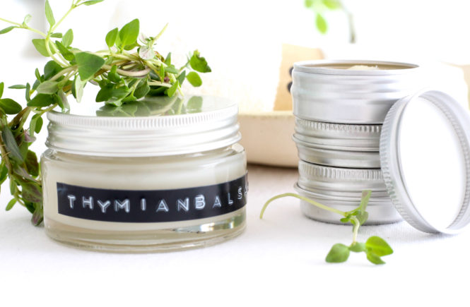 Thymian-Balsam